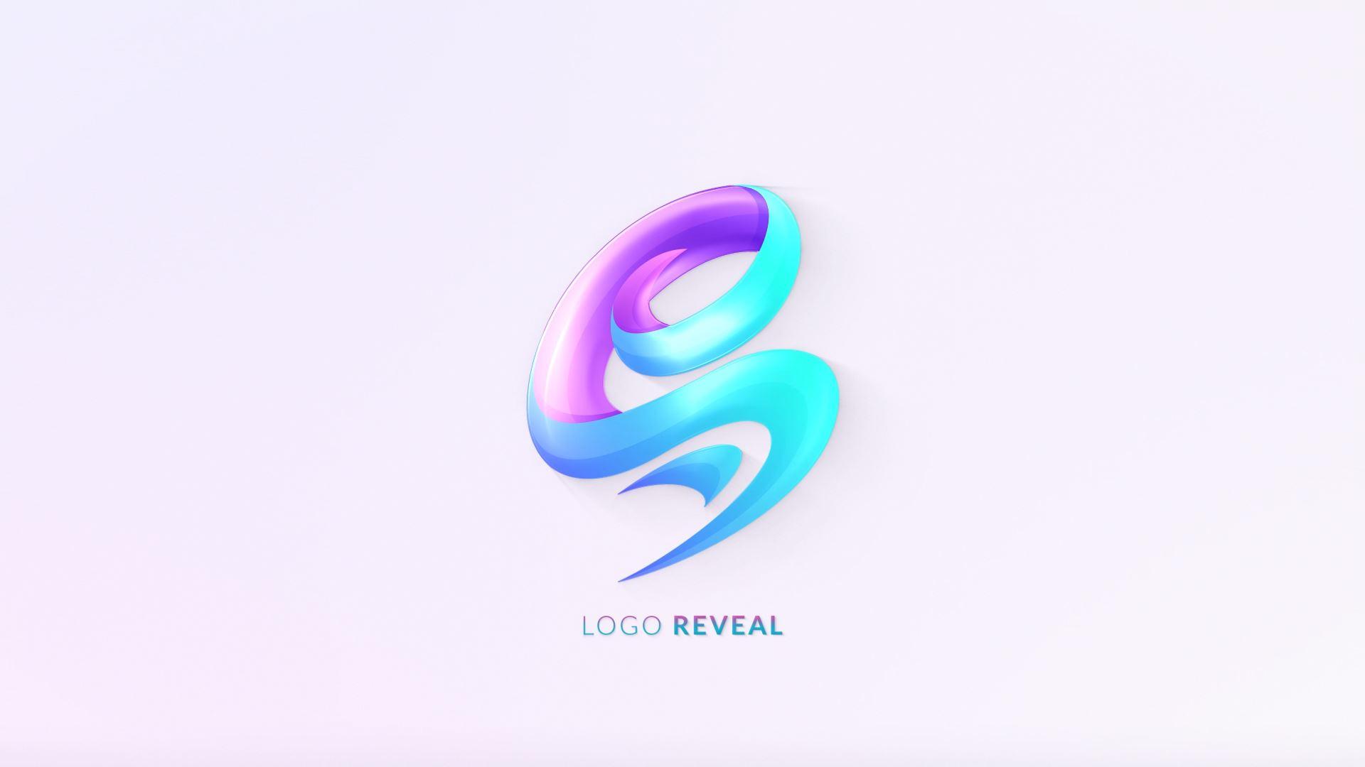 Trendy Simple Logo Reveal - 1