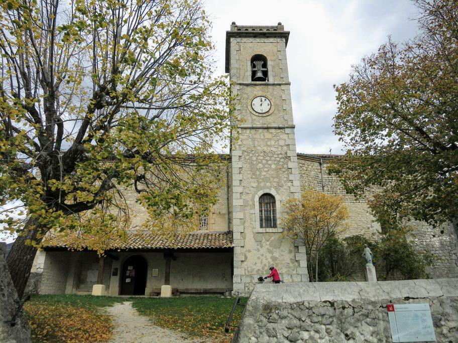 Eglise paroissiale de La-Motte-Chalancon