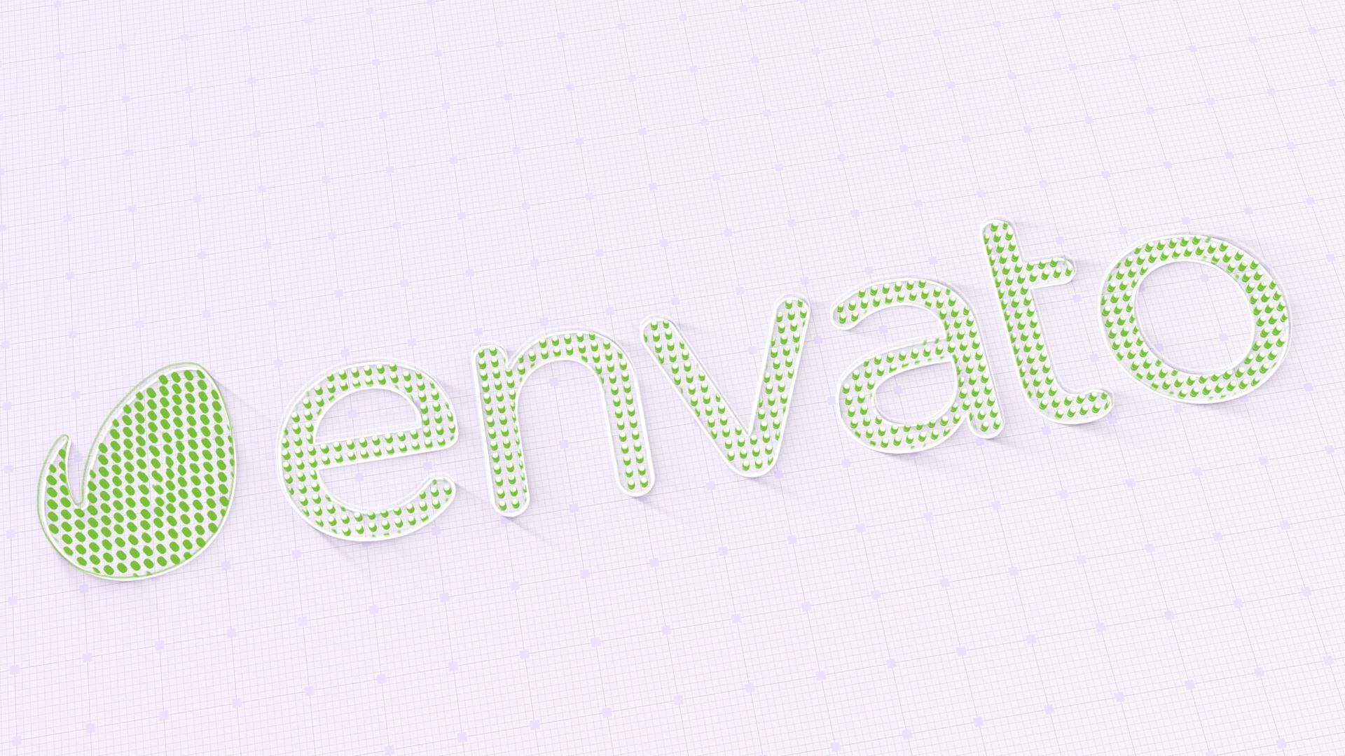 Trendy Simple Logo Reveal - 3