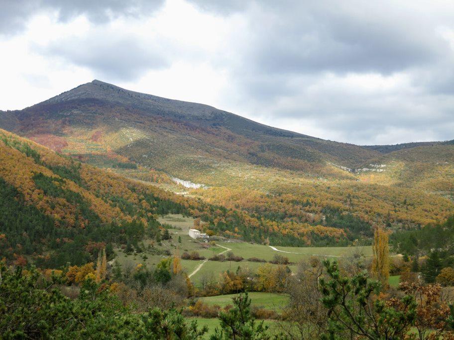 Montagne de Boutarinard