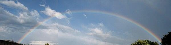 arcobaleno intero